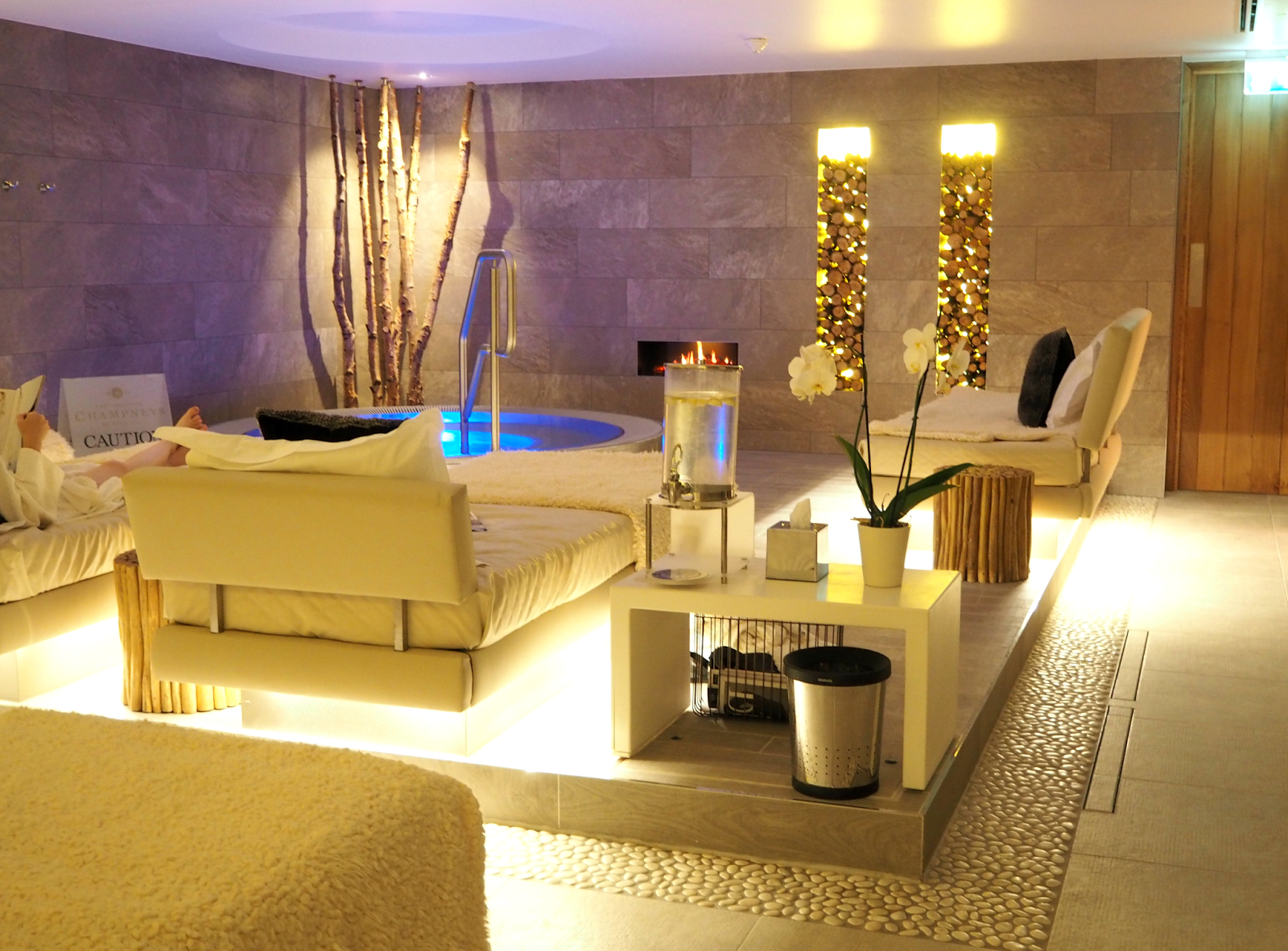 This Is Not Just Any Spa Day. This Is A Champney's Tring Spa Day. 6