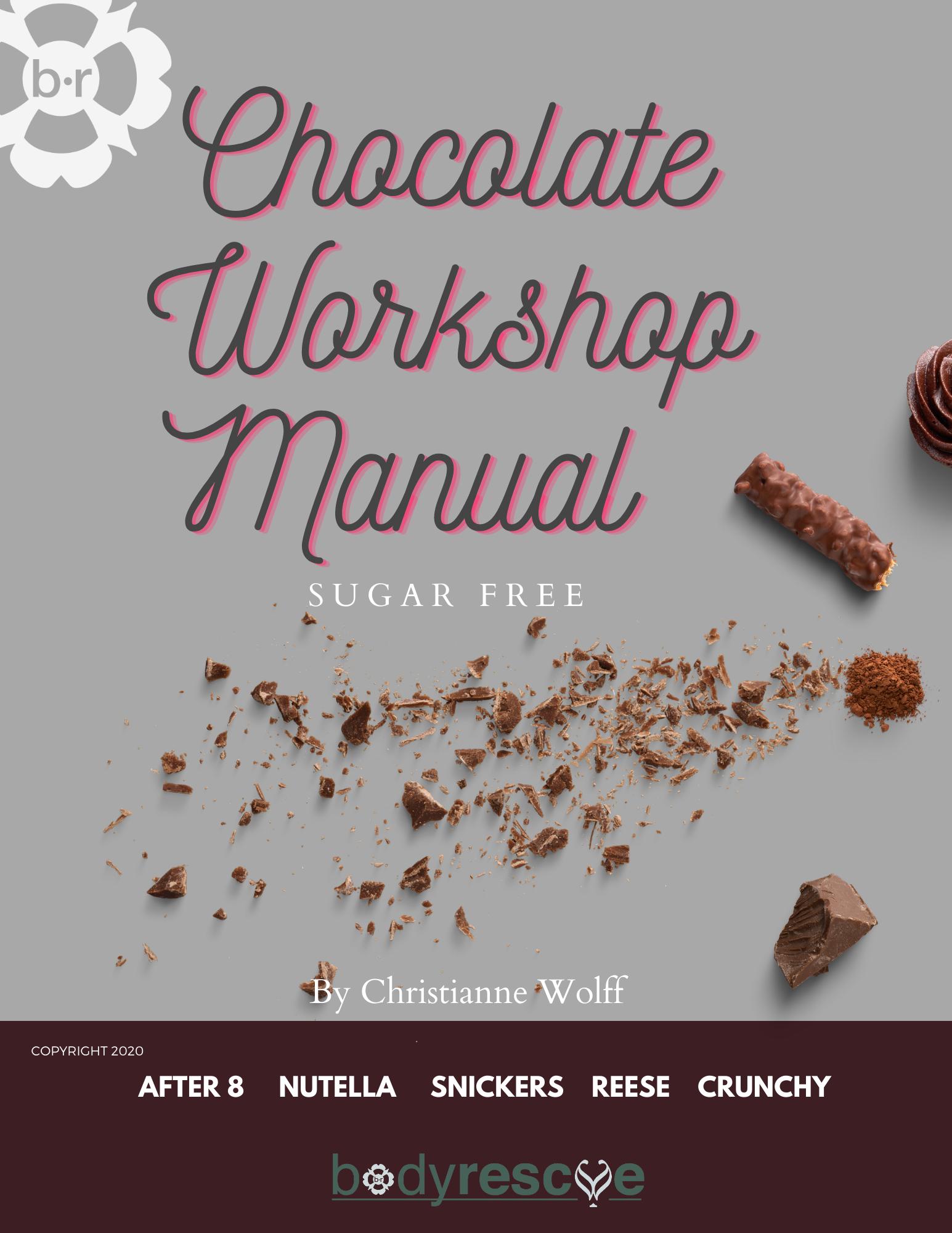 Chocolate workshop manual
